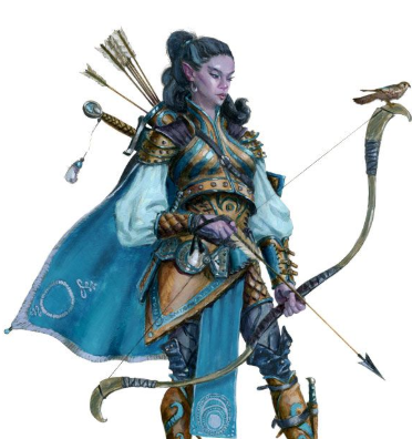 ELF 5e (5th Edition) in Dungeons and Dragons