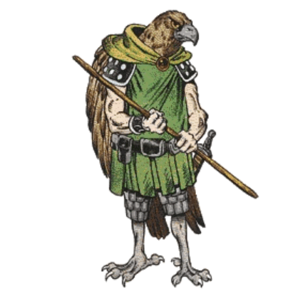 Kenku 5th edition