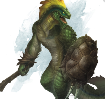 Lizardfolk 5e (5th edition)