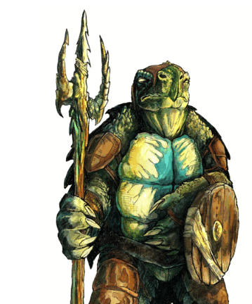 Tortle 5e (5th Edition)
